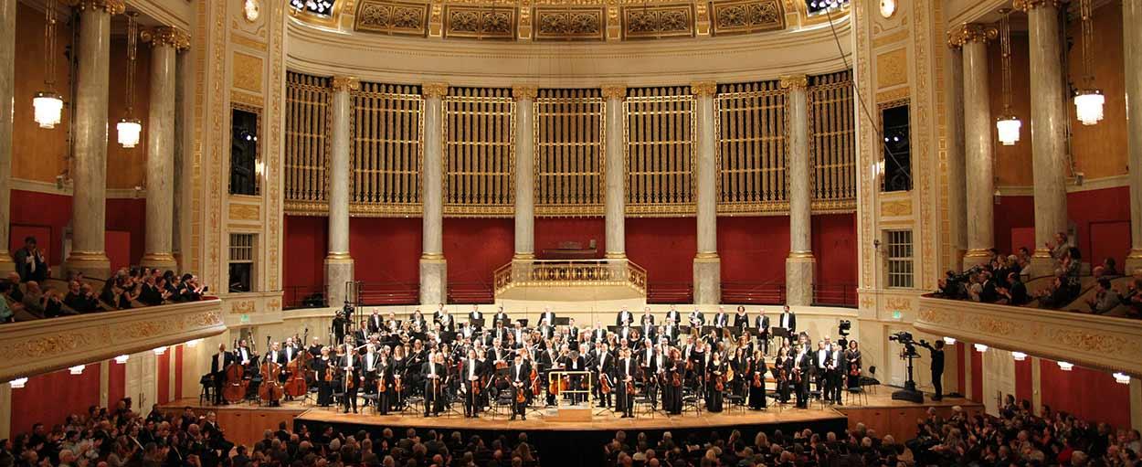 Loyal Autriche Bloc 13 édition Complète Neuf 2000 Philharmonie Vienne