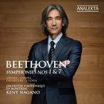 Beethoven: Symphonies Nos 1 et 7, Départ - Utopie
