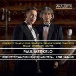 Tomasi, Desenclos, Jolivet: Concertos français pour trompette