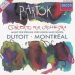 Bartòk : Concerto pour orchestre