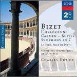 Bizet : L'Arlésienne & Carmen