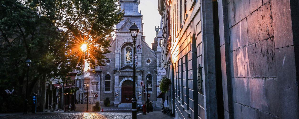Chapelle Notre-Dame-de-Bon-Secours de Montréal