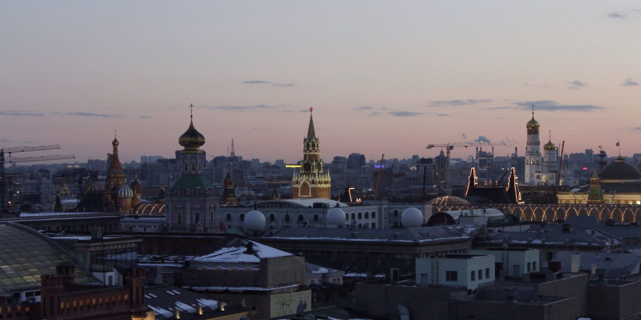 Moscow - @dreamexplorelove
