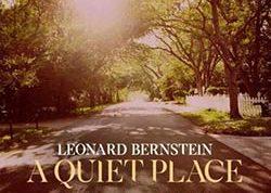 A quiet place bernstein