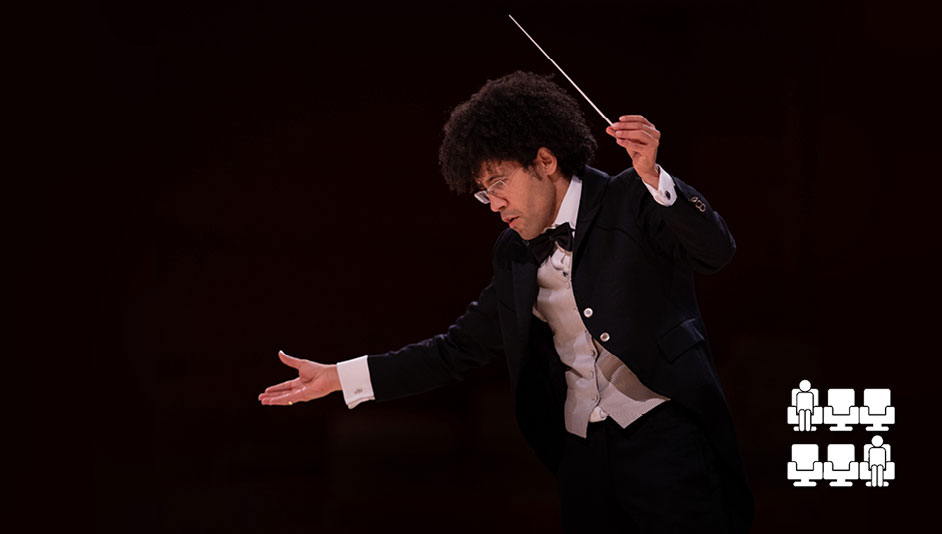 La Deuxième Symphonie de Brahms, sous la direction de Rafael Payare