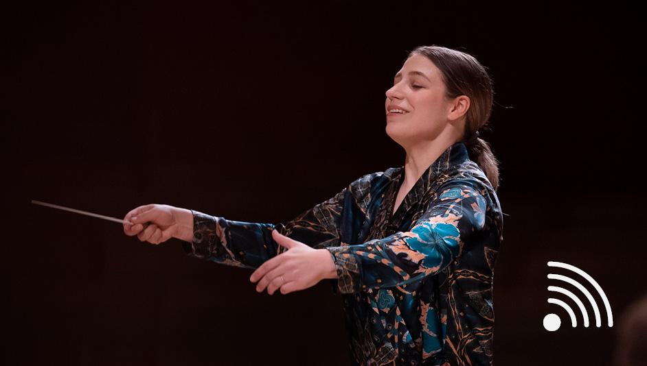 Aurores boréales : Dalia Stasevska dirige Tchaïkovski et Sibelius