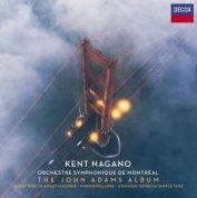THE JOHN ADAMS ALBUM - Kent Nagano