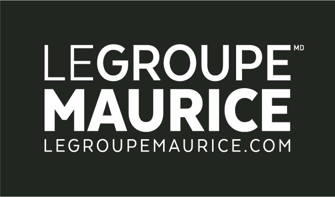 Logo - Le Groupe Maurice - legroupmaurice.com