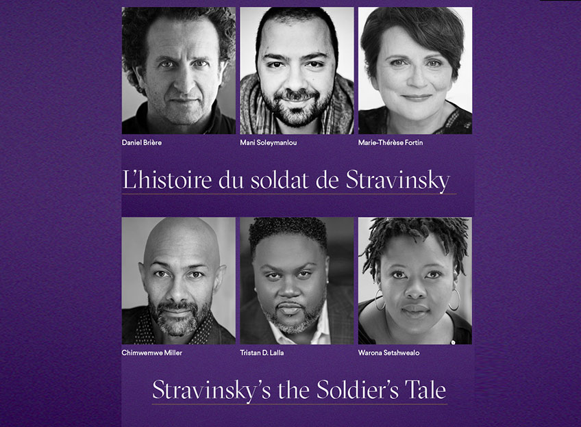 Stravinsky's the Soldier's Tale