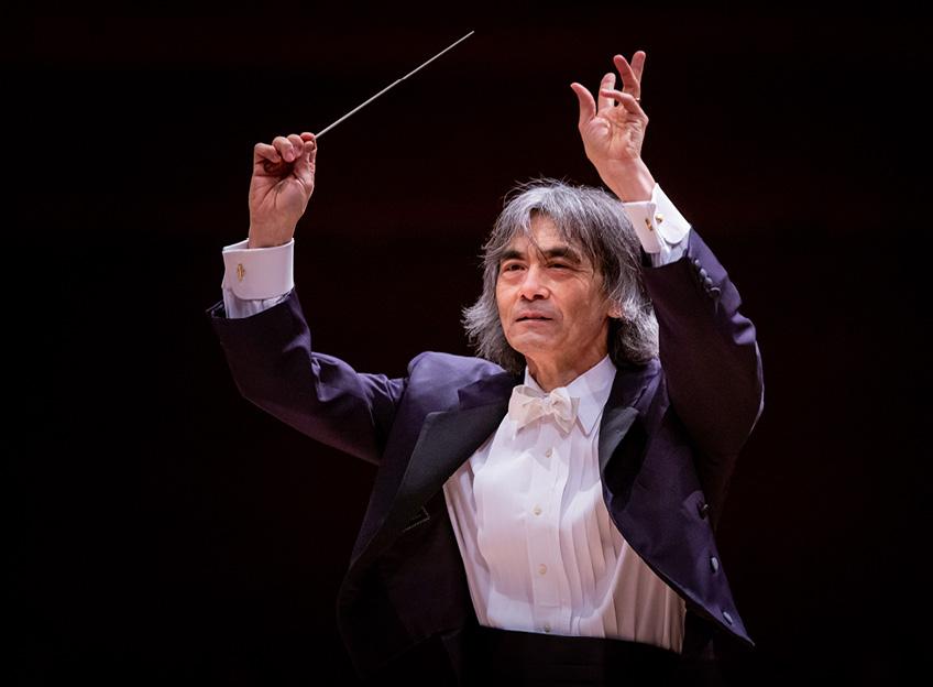 Surprise et triomphe : Kent Nagano dirige Haydn et Mozart