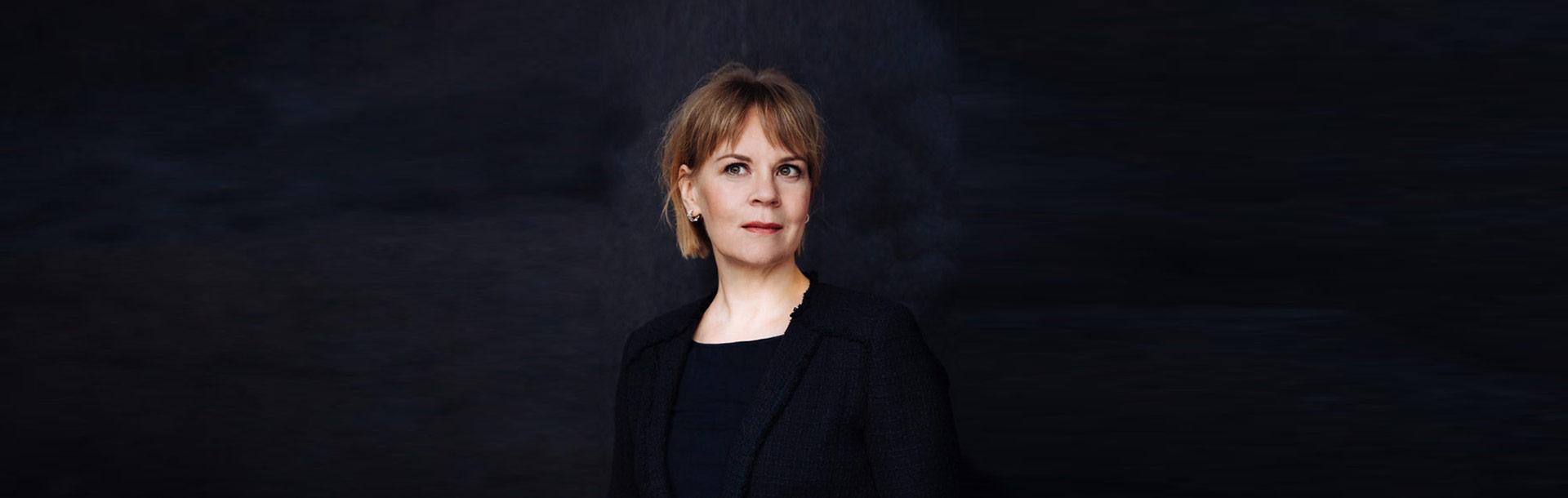 Susanna Mälkki et les Planètes de Holst
