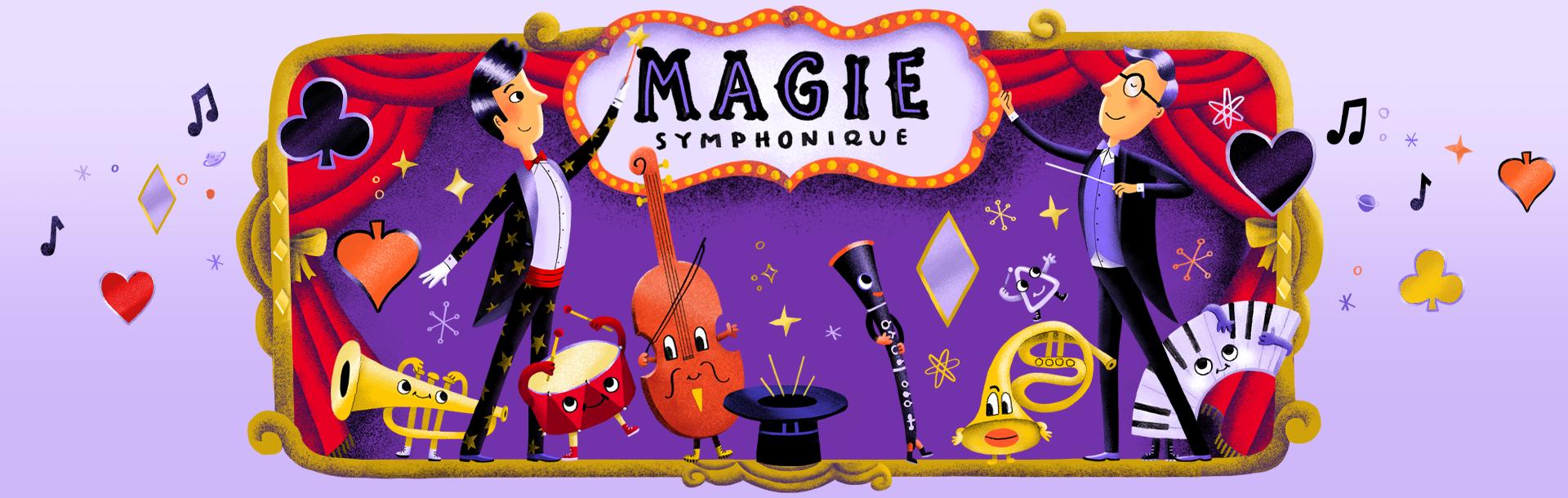 Magie symphonique -