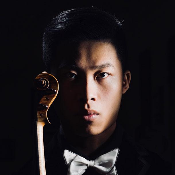 Kerson Leong - violon